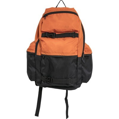 Backpack Colourblocking - Vibrant Orange