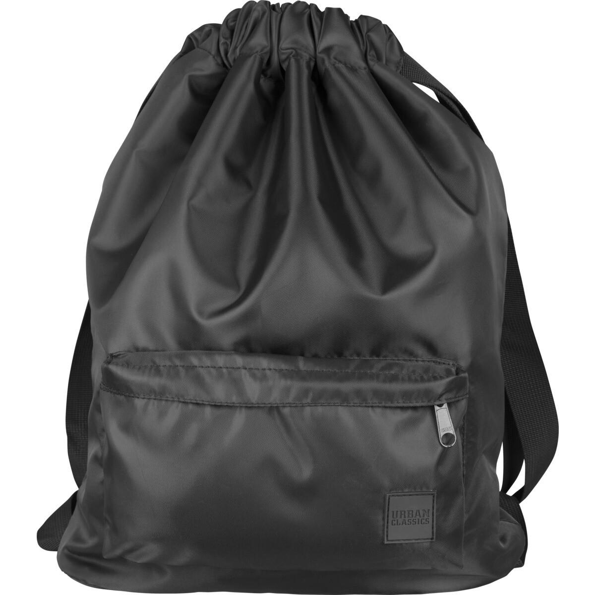 Pocket Gym Bag - Schwarz
