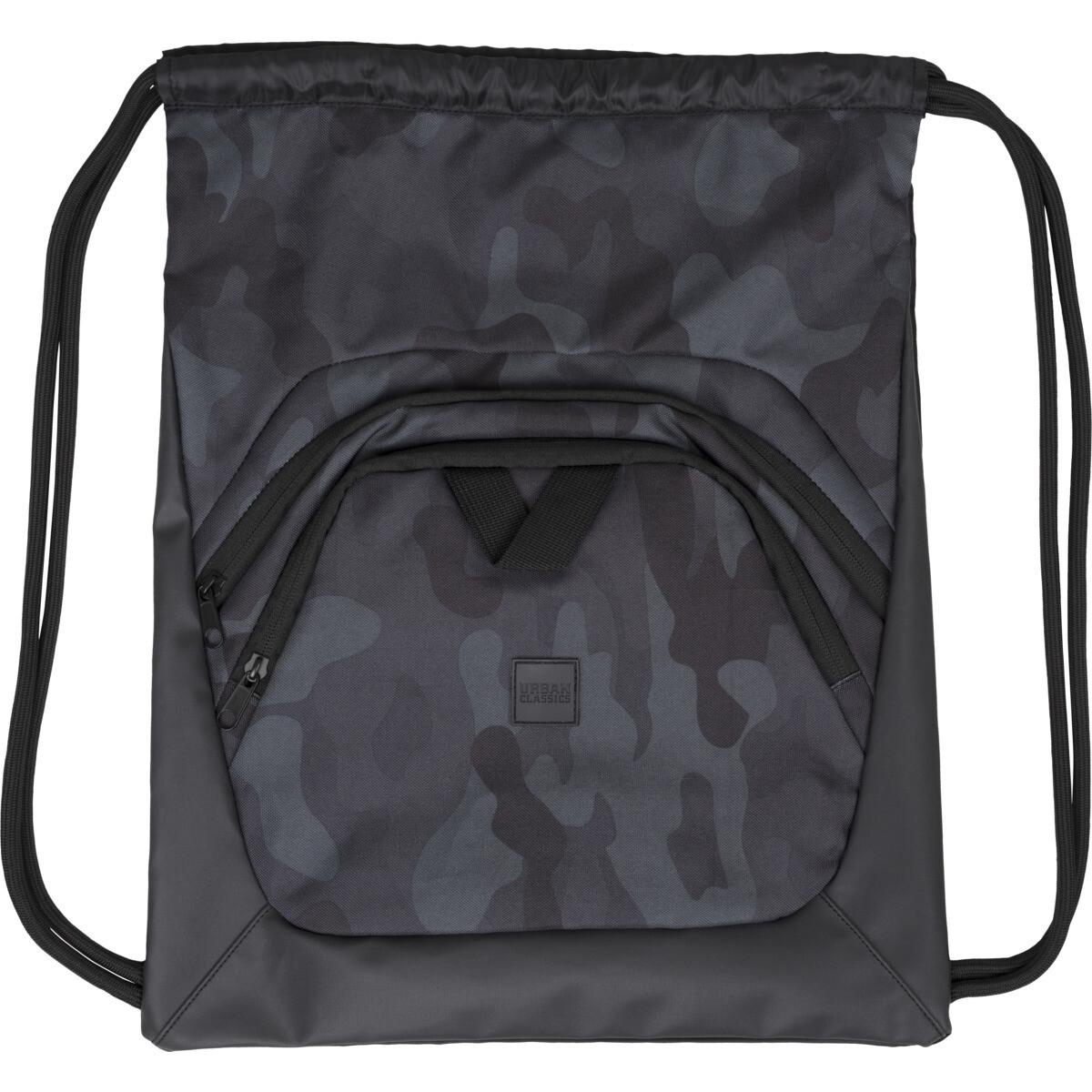Ball Gym Bag - Dark Camouflage