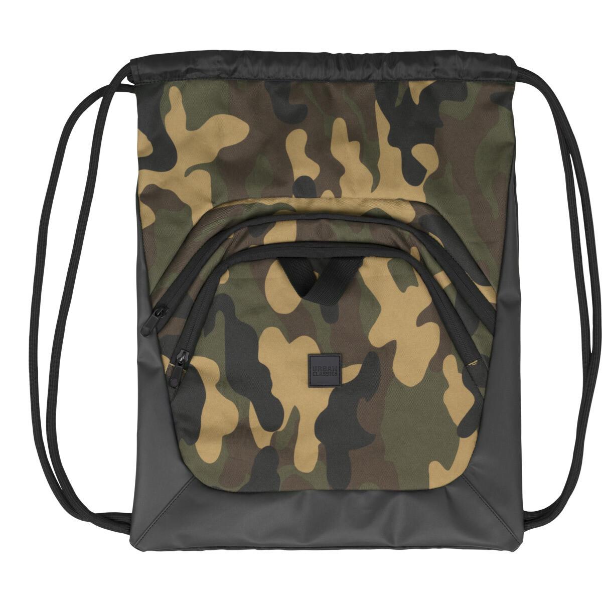 Ball Gym Bag - Woodland Camouflage