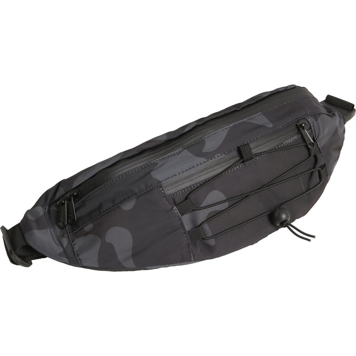 Banana Shoulder Bag - Dark Camo