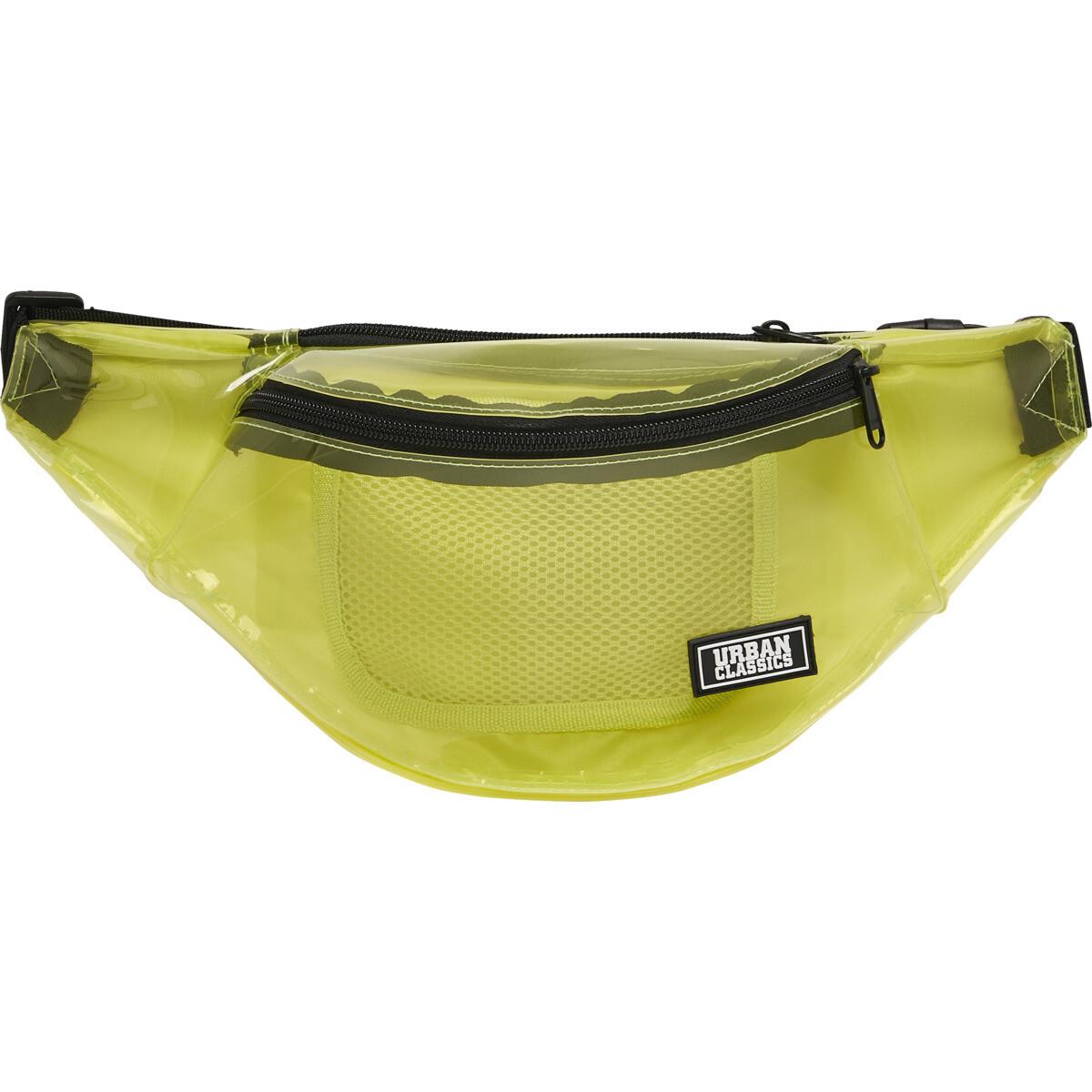 Transparent Shoulder Bag - Gelb