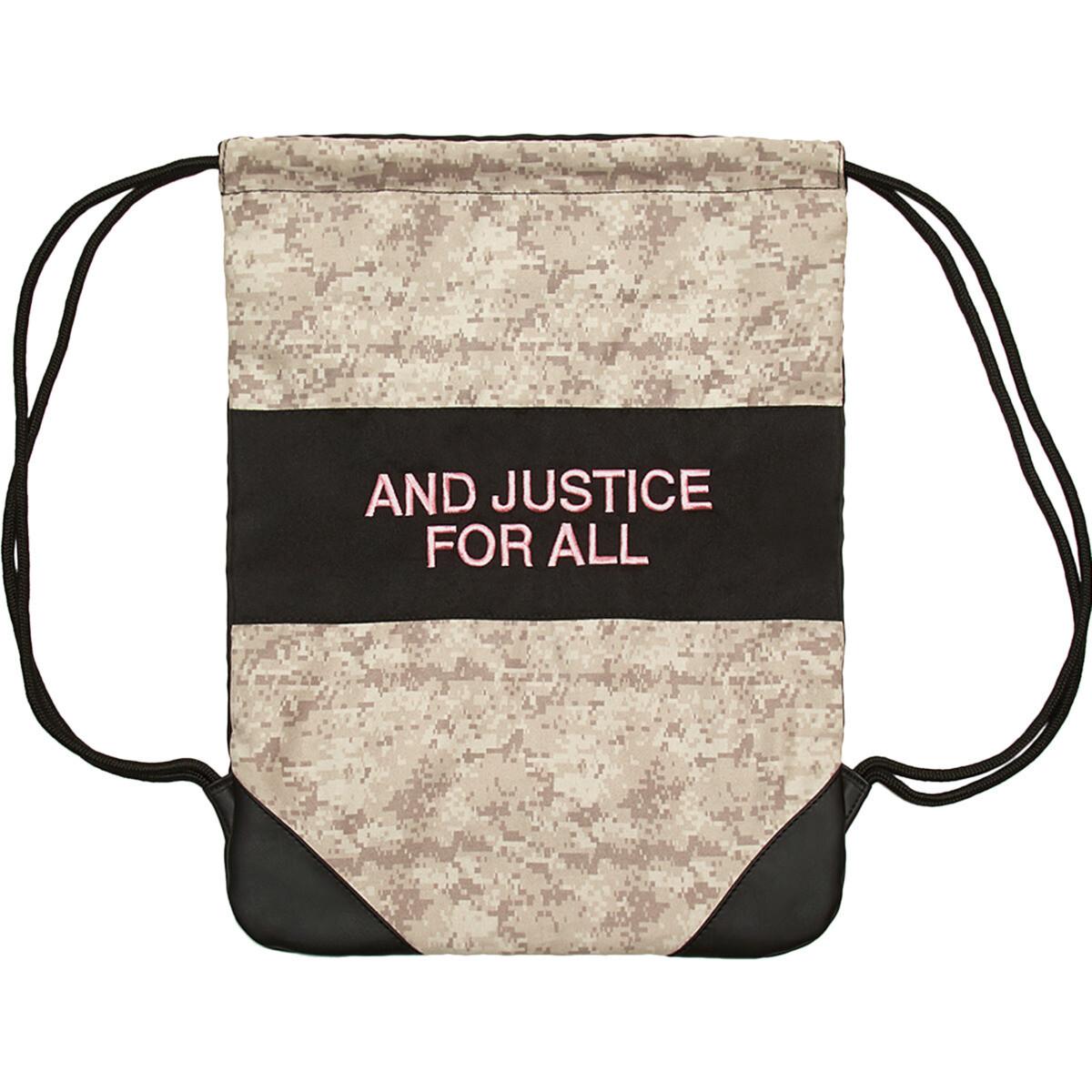 CSBL Justice Gymbag