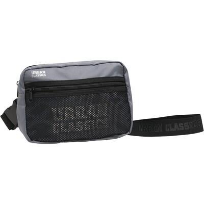 Urban Classics Chest Bag - Grau