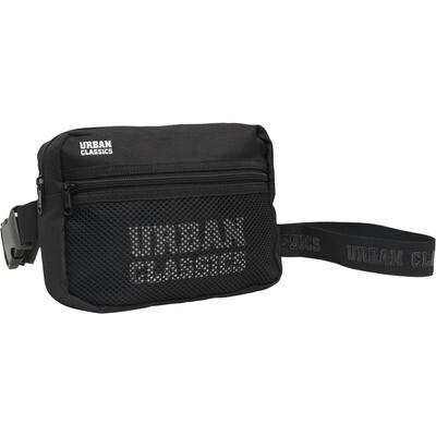 Urban Classics Chest Bag - Schwarz