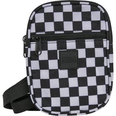 Festival Bag Small - Schwarz/Weiss