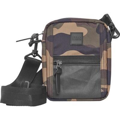 Small Crossbody Bag - Wood Camo
