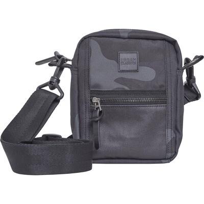 Small Crossbody Bag - Dark Camo