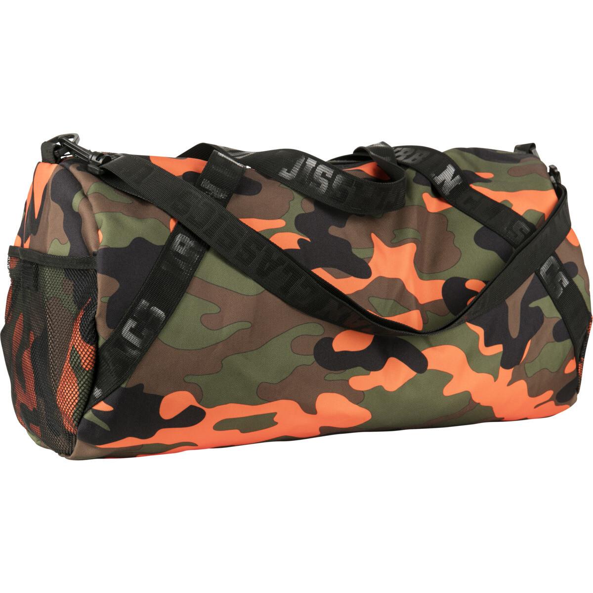 Sports Bag - Orange Camo