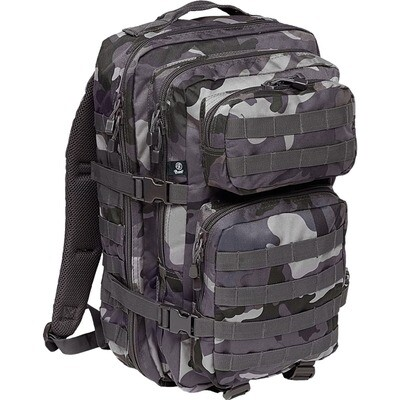 US Cooper Backpack Large - Camouflage