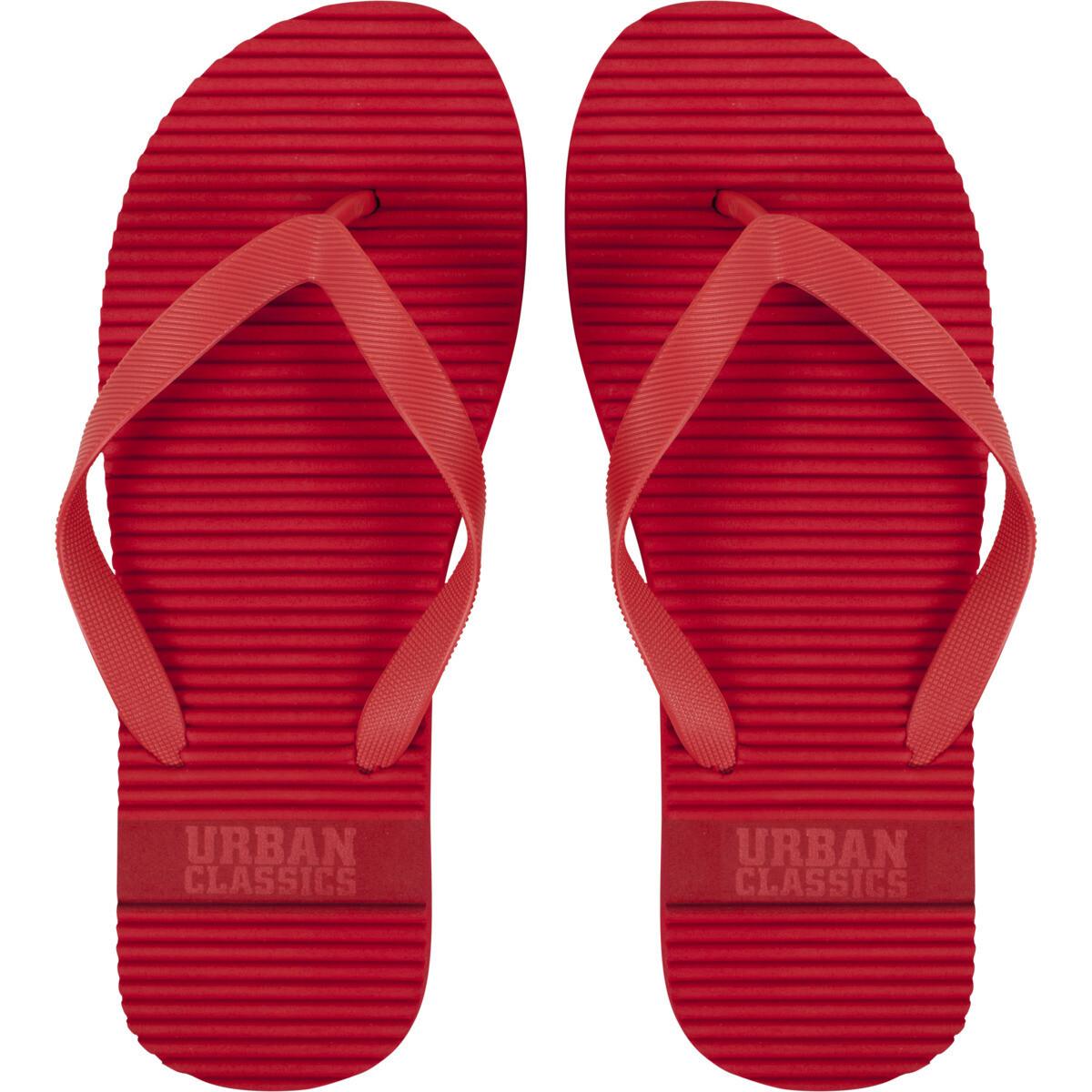 Basic Slipper - Rot