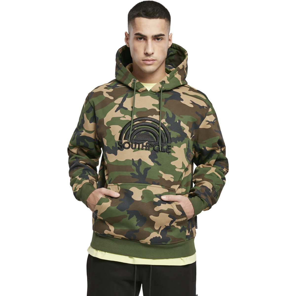 Southpole 3D Print Hoody - Camouflage