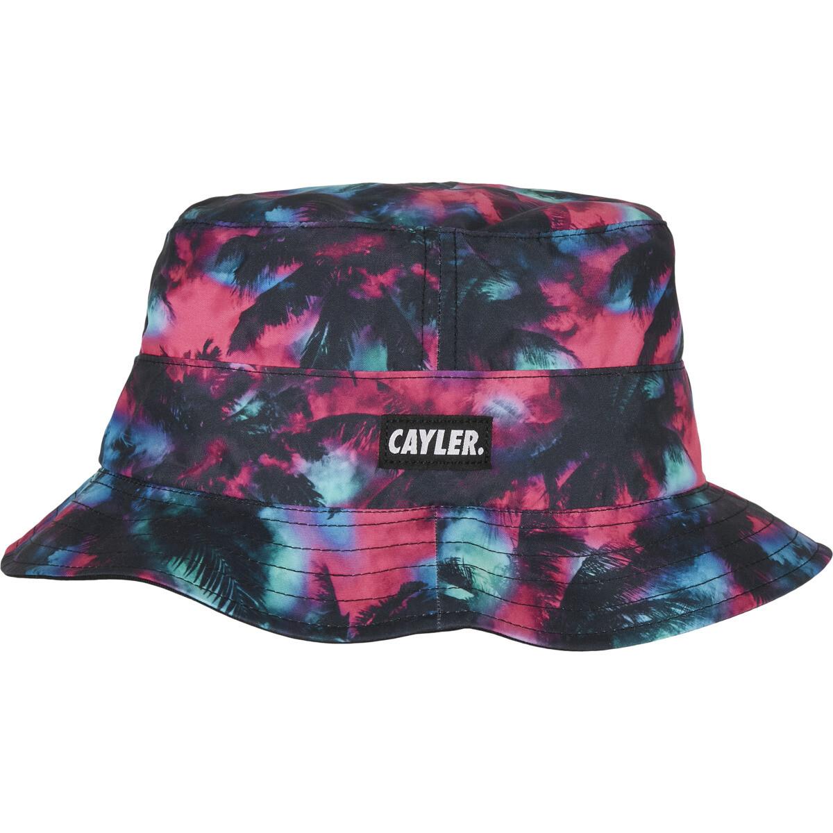 C&S WL Drop Top Trees Reversible Bucket Hat