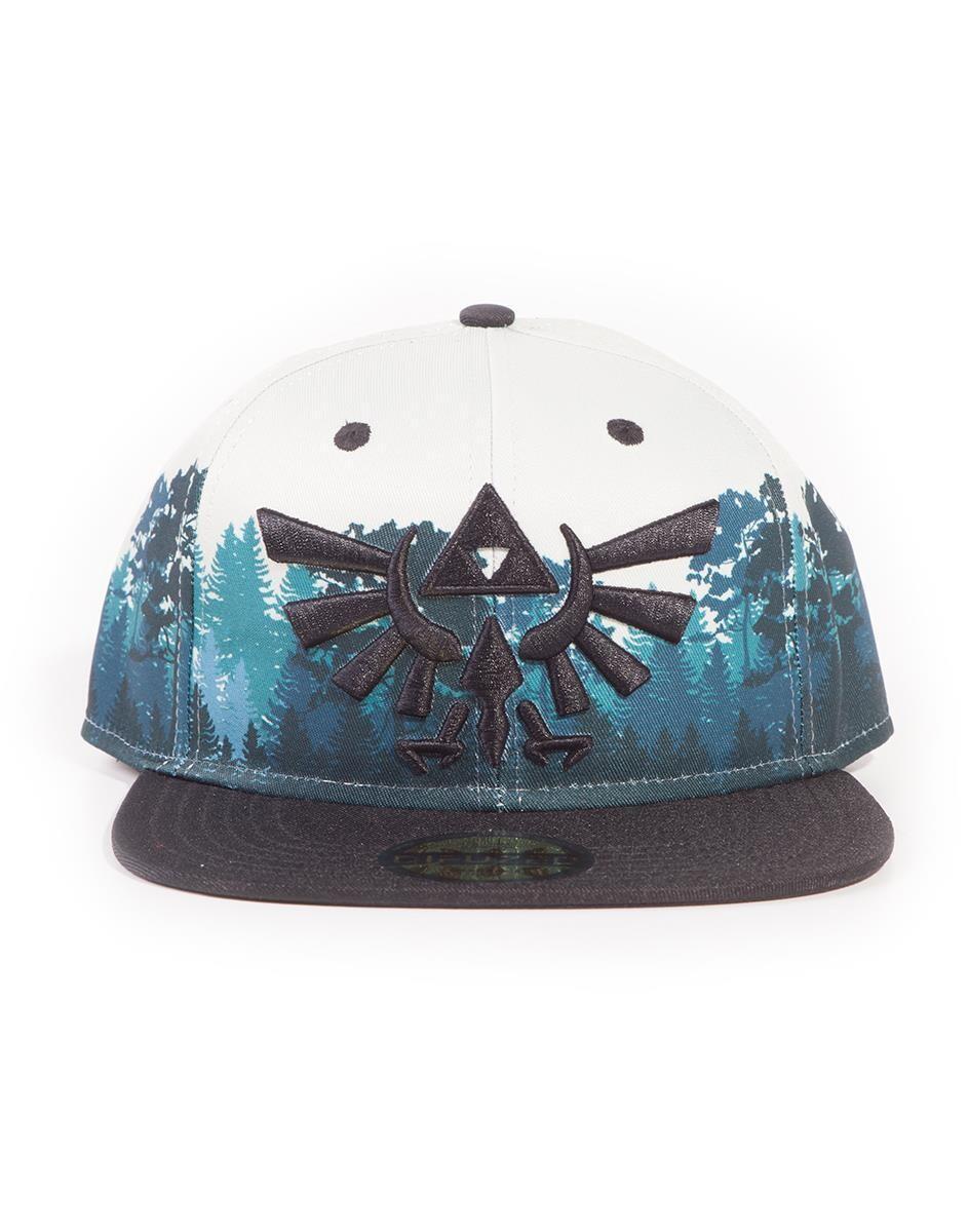 Zelda - Green Forest Snapback
