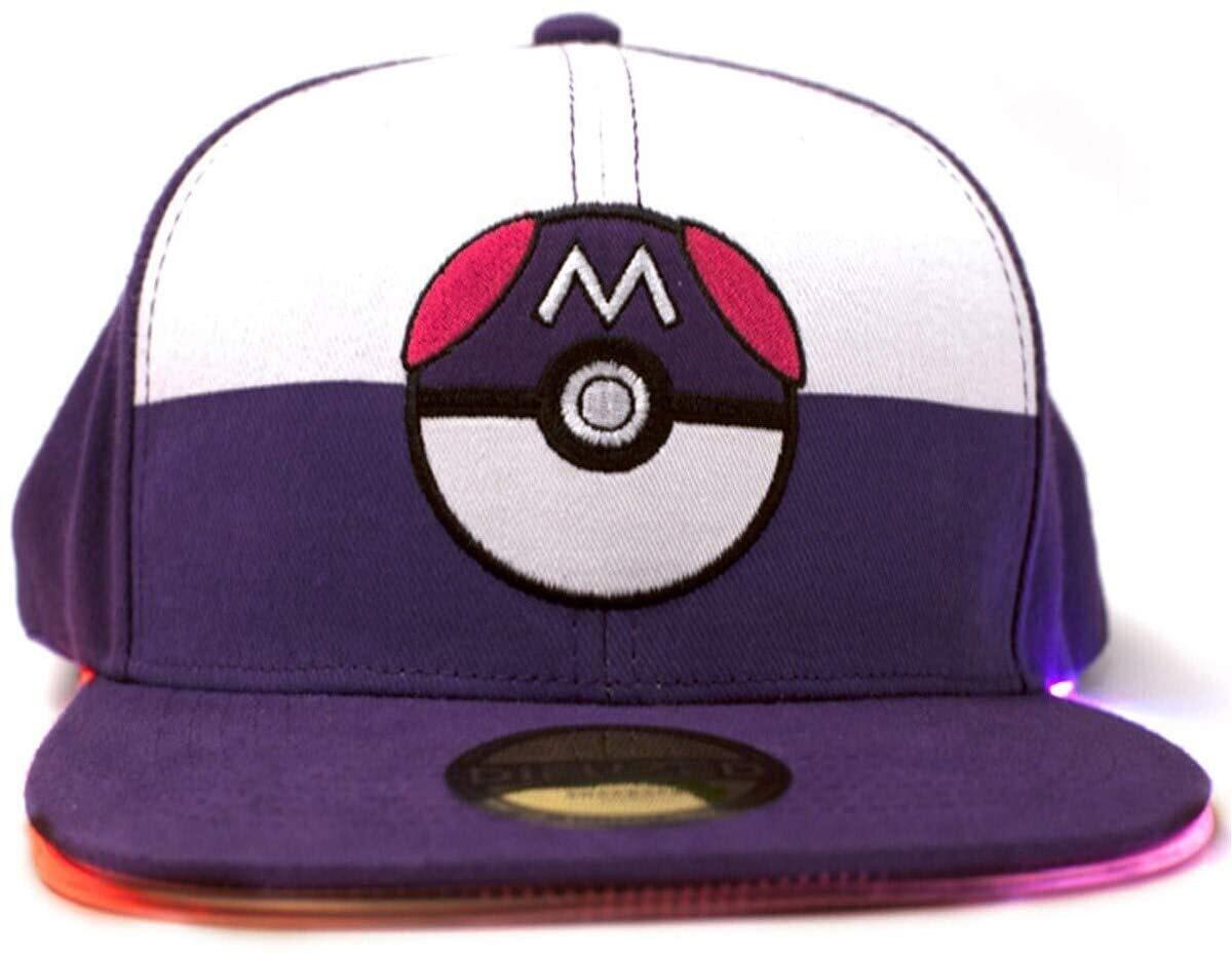 Pokémon Lighted Luminous Embroidery Snapback