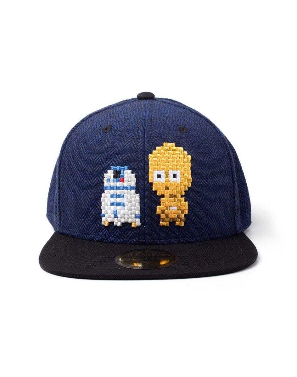 Star Wars - Pixel C-3PO & R2-D2 Snapback
