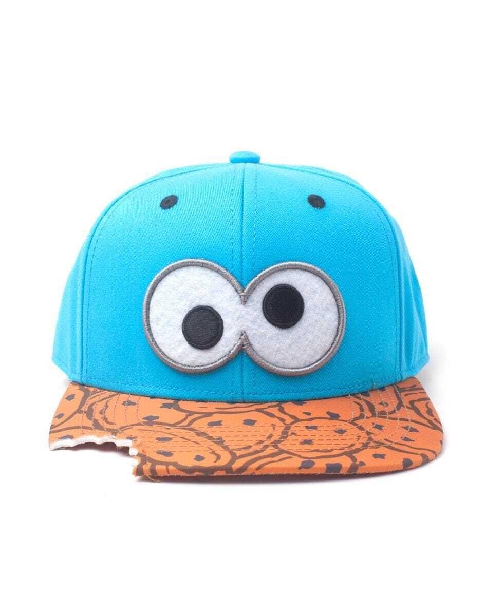 Sesame Street - Cookie Bite Snapback Cap