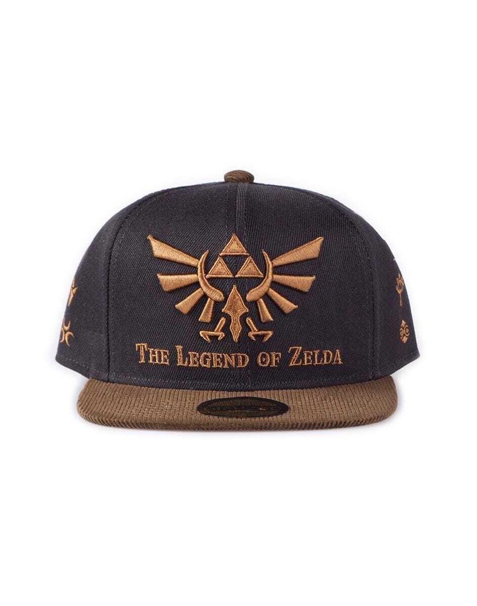 Zelda - Badge Snapback