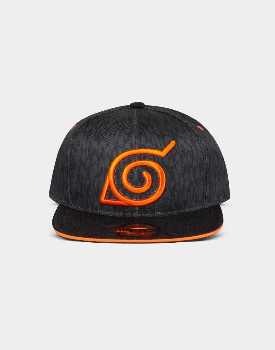 Naruto Shippuden - Badge Snapback