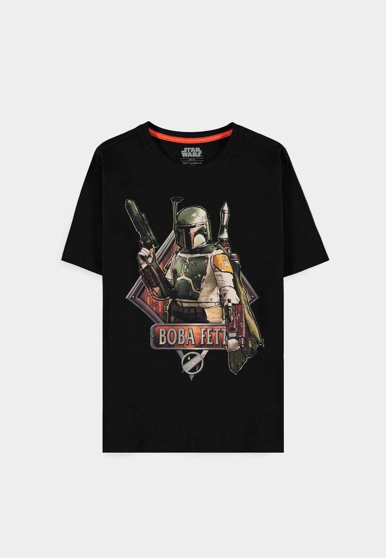 Boba Fett - Bounty Hunter - Men's Short Sleeved T-shirt