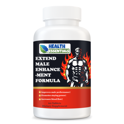 Extend Male Enhancement Formula