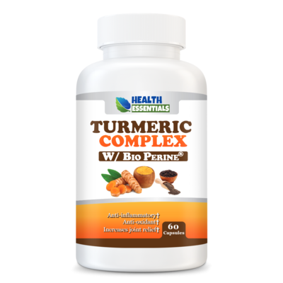 Turmeric Complex with Bioperine