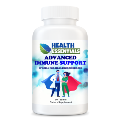 Advanced Immune Support - Healthcare Heroes