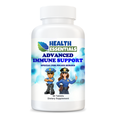 Advanced Immune Support - Police Heroes