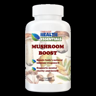 Mushroom Boost