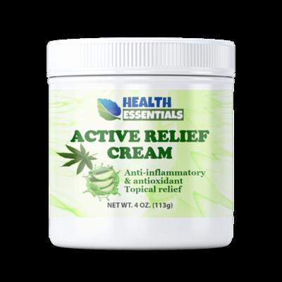 Active Relief Cream