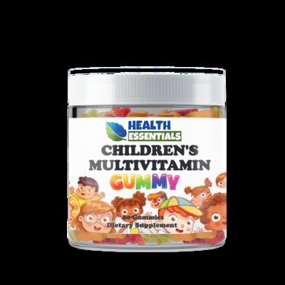 Children's Multivitamin Mixed Favor Gummies