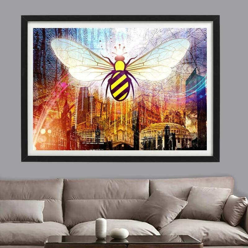 Pride of Manchester Bee