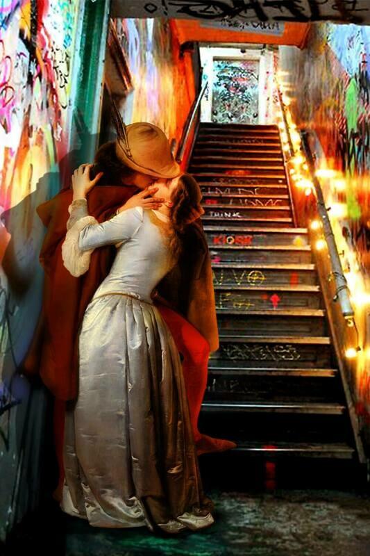 Venetian Kiss