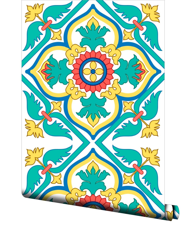 Talavera Wallpaper