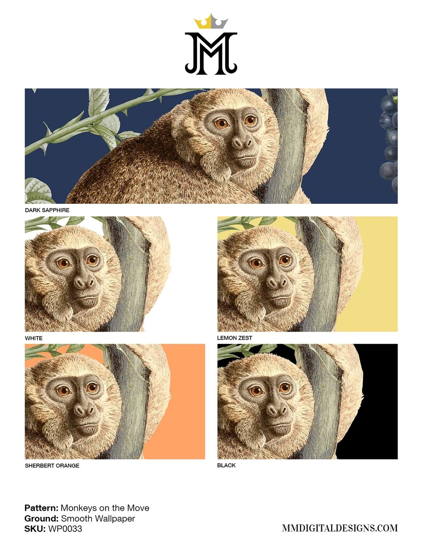 Monkeys on the Move