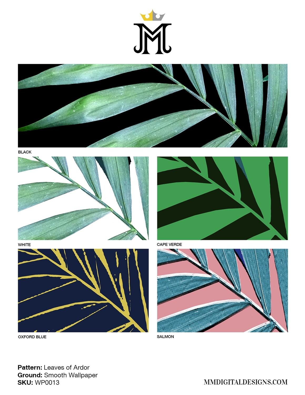 Leaves of Ardor