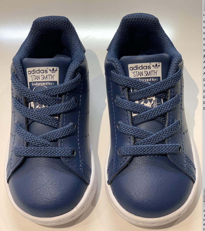 Zapatos Adidas Stan Smith Azul