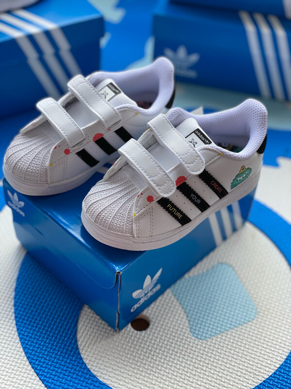 ADIDAS X KEVIN LYONS SUPERSTAR SHOES