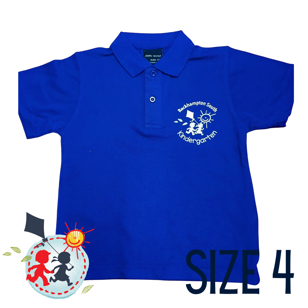 SIZE 4 - Purple- Kindy Shirt