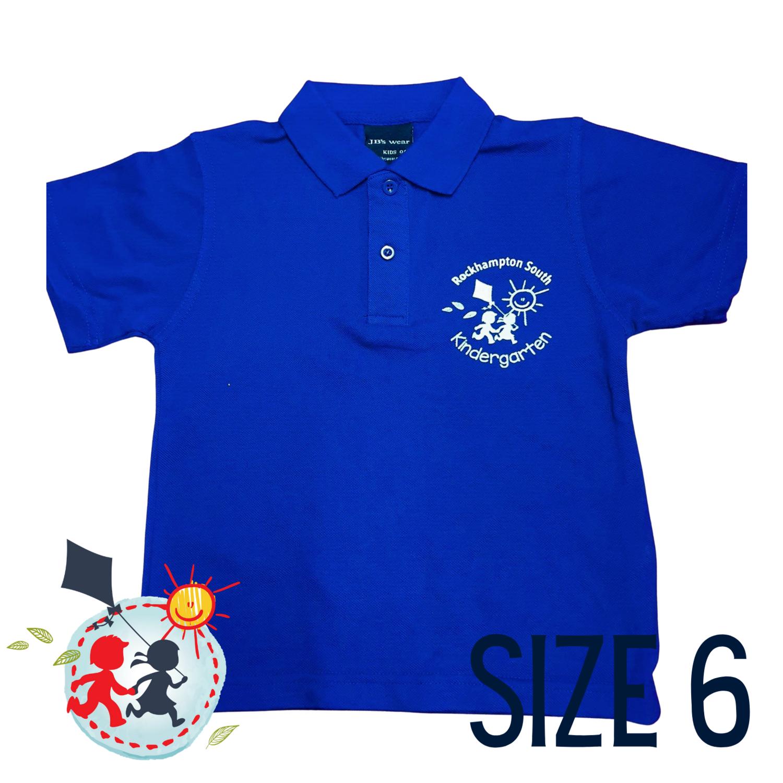 SIZE 6 - Purple- Kindy Shirt