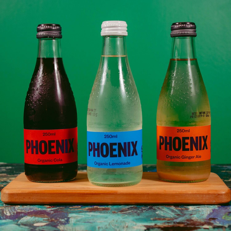 Phoenix Ginger Ale