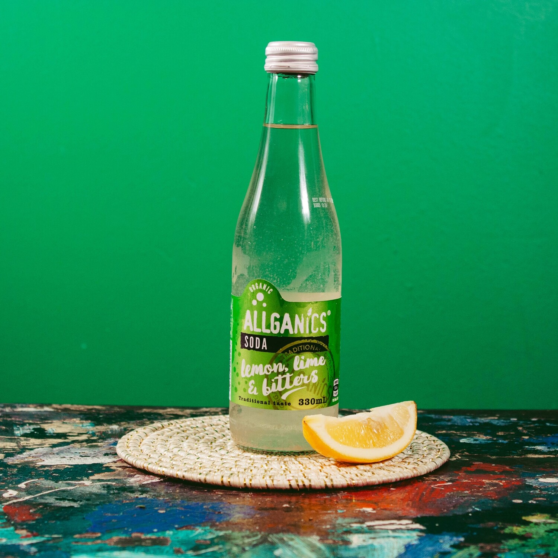 Allganics Lemon Lime & Bitters