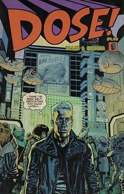 DOSE! #1 Cover B
