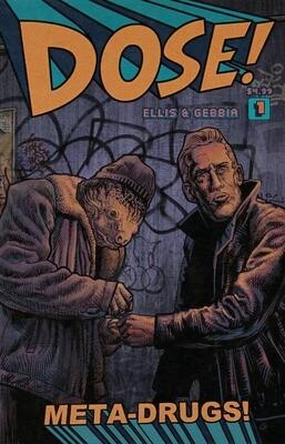DOSE! #1 Cover A