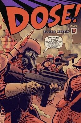 DOSE! #2 Cover B