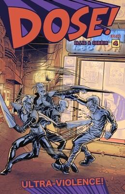 DOSE! #4 Cover A (pre-order, ships winter 2021)