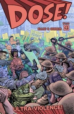 DOSE! #4 Cover B (pre-order, ships winter 2021)