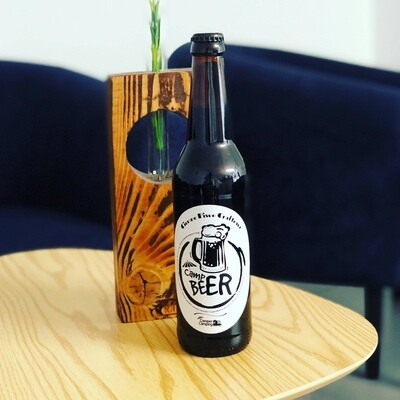 Ciemne piwo Craftowe 4% Camper Beer