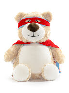 Cubbyford - The Hero Bear