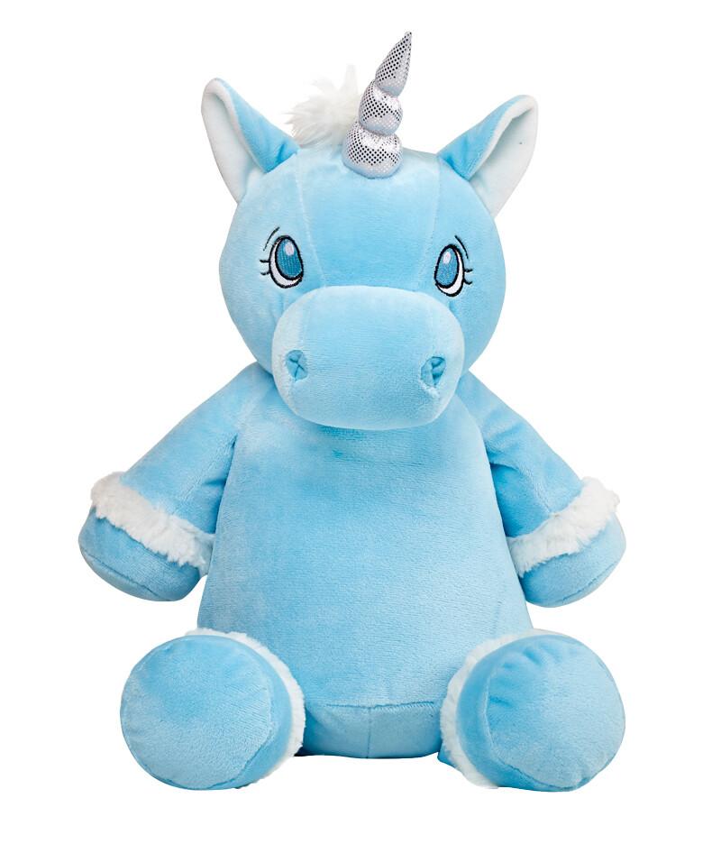 Starflower - Blue Unicorn